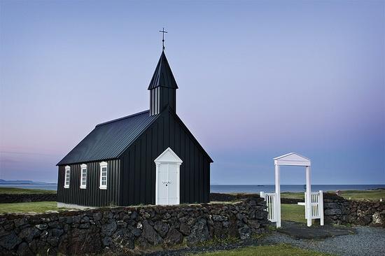 Iceland - church
