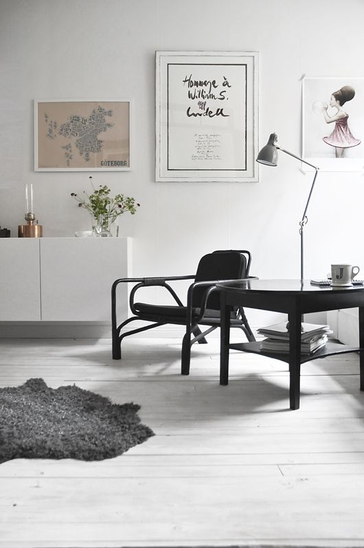 lampara, arte, silla  Scandinavian space