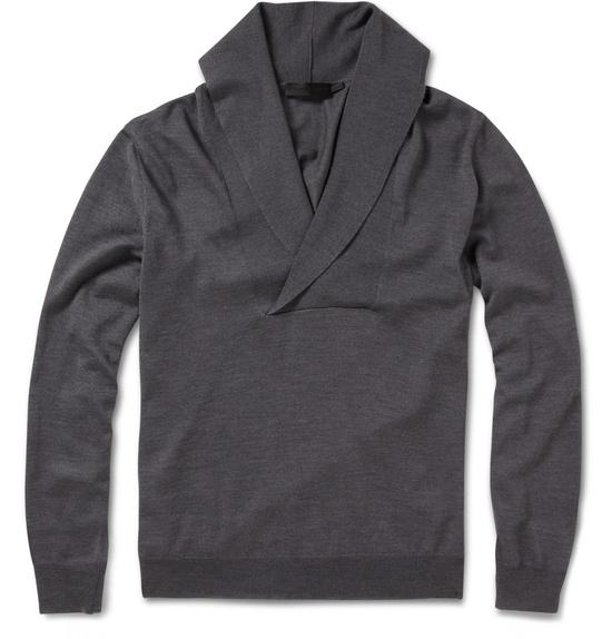 McQueen sweater.