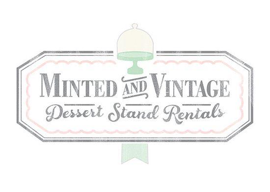 Cute vintage logo.