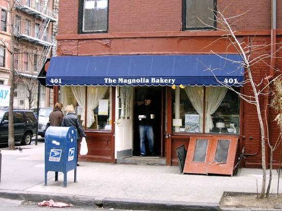 Magnolia Bakery, NY. HEAVEN.