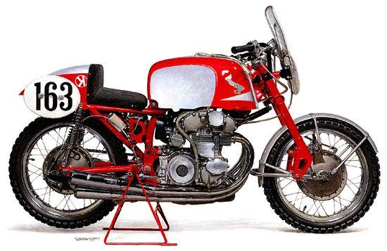 RC160 HONDA