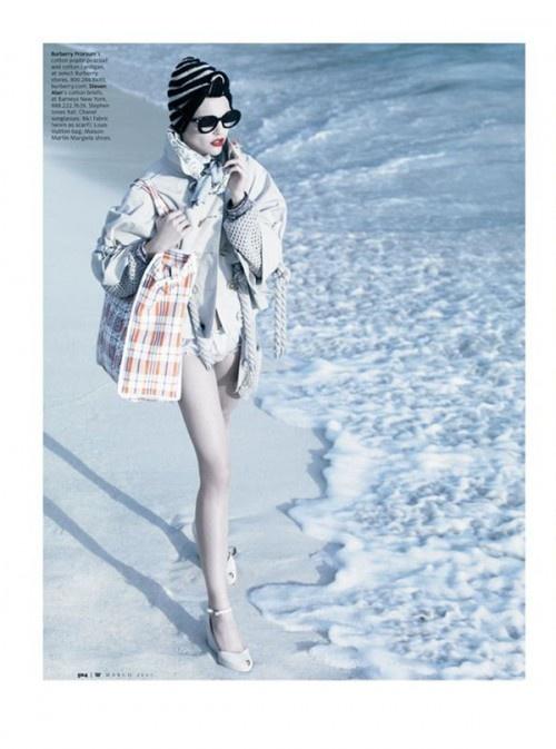 #fashion #editorial #photography #beach #swimwear