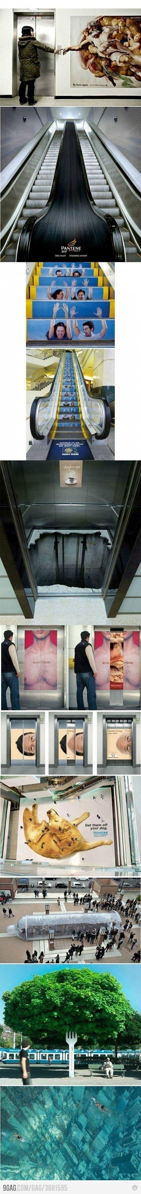 amazing ads    Advertising