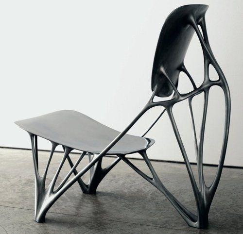 """Industrial Design - """"Bone Chair"""" by Joris Laarman"""