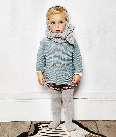 Nicoli winter look for kids