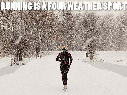 ? running in winter