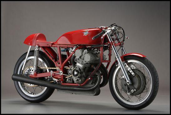 MV AgustaCilindri - Pipeburn - Purveyors of Classic Motorcycles, Cafe Racers & Custom motorbikes