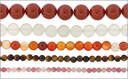 Shop Gemstones By Shape @ FusionBeads.com