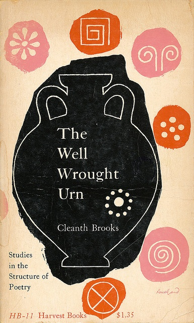 The Well Wrought Urn cover by Paul Rand
