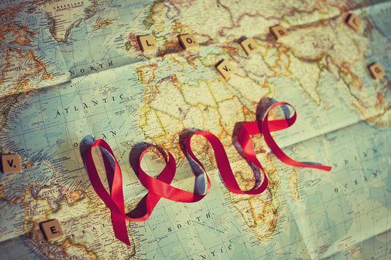 world travel...yes!