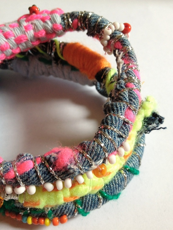 Turquoise Mechant Grigri bracelet.