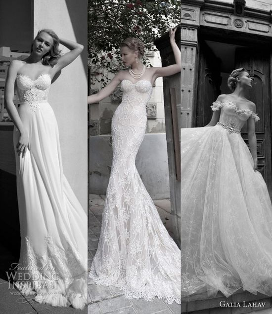 Galia Lahav Wedding Dresses 2012