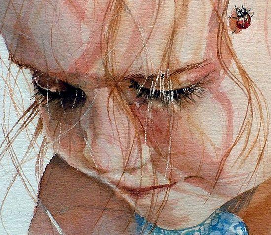 transparent watercolor