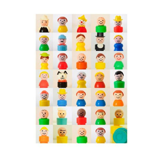 Fisher Price Poster