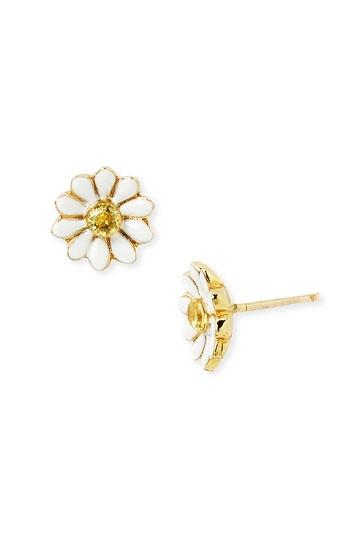 """""""daisy"""" stud earrings"""