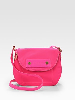 Marc by Marc Jacobs Pretty Natasha Mini Nylon Shoulder Bag