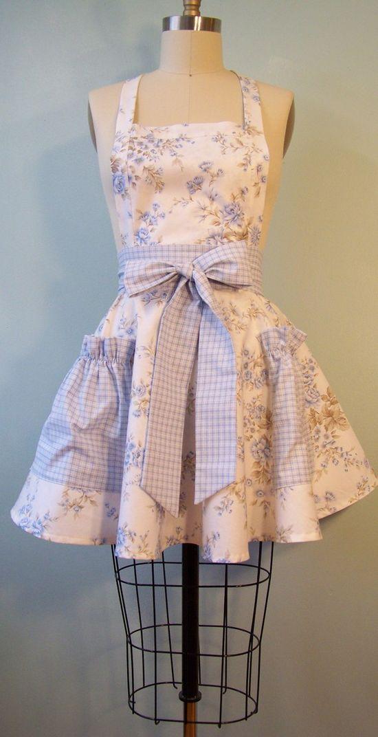 cute apron...