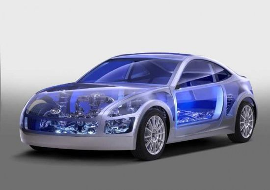 2012 Subaru Boxer: Luxury Sports Car. Exceptional car design.