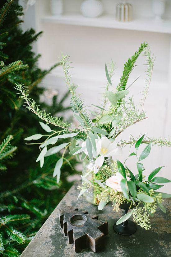 Simple Christmas Decor // Shannon Kirsten