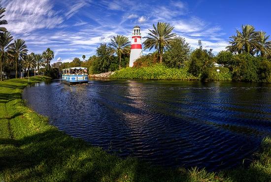 Disney Resorts -- Lighthouse at Old Key West