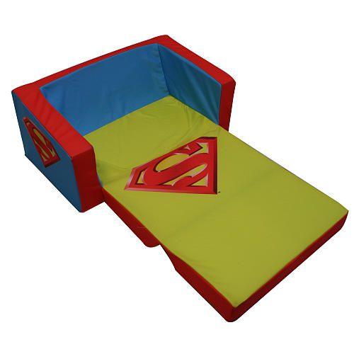 "Superman Flip Sofa - Harmony Kids - Toys ""R"" Us"