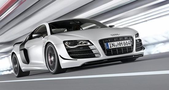 Audi R8 GT machines