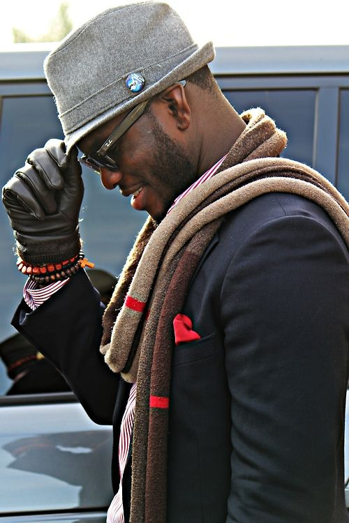 Tip of the hat #Men #Fashion