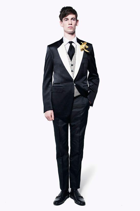 SS Menswear 2013: Alexander McQueen