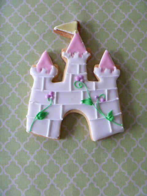 castle cookie