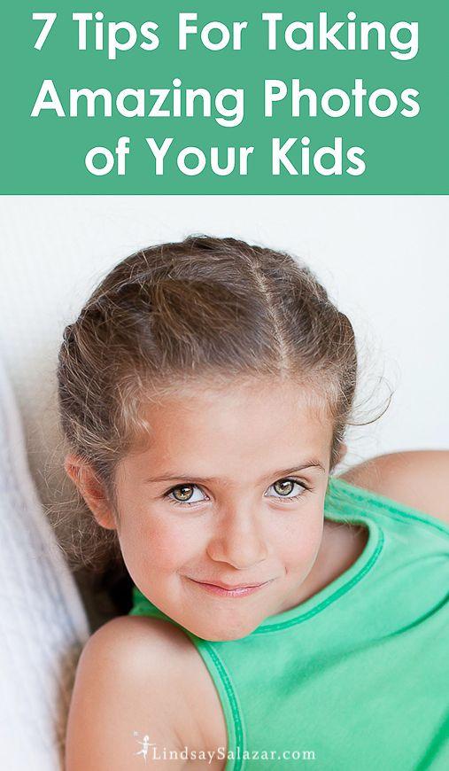 7 Tips for Taking Amazing Photos of Your Kiddos - LindsaySalazar.com