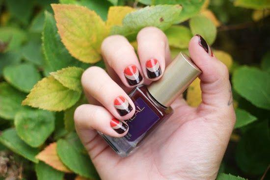 The Dainty Squid #nail #nails #nailart