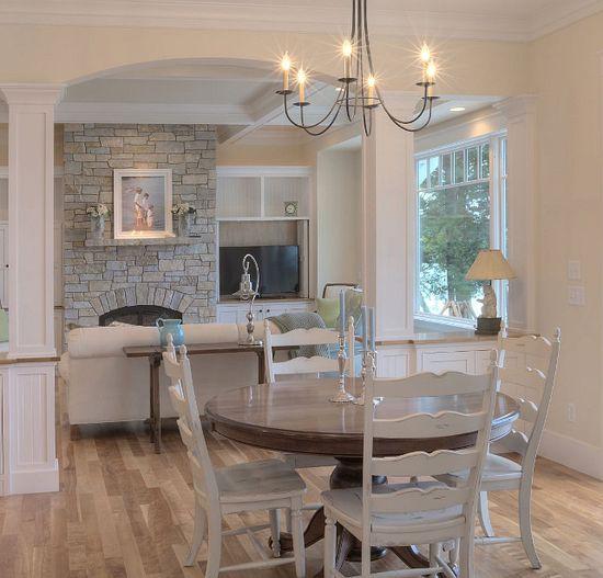 New Classic Coastal Home - Home Bunch - An Interior Design & Luxury Homes Blog