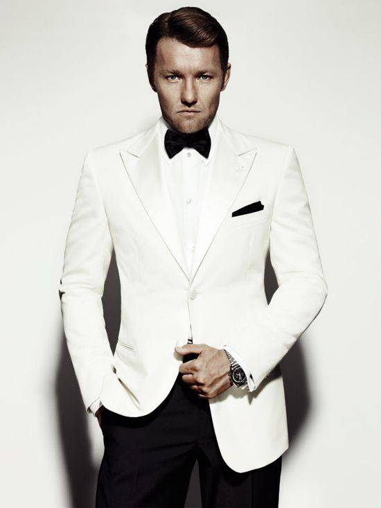Man of Style - Joel Edgerton