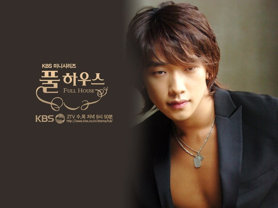 Full House Korean Drama - starring Bi Rain. #koreandrama