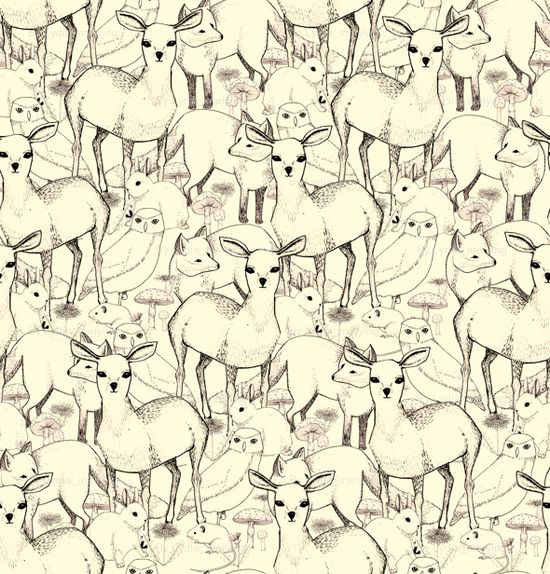 Spoonflower = customize your own removable wallpaper (so doing this for my fridge and blank wall space