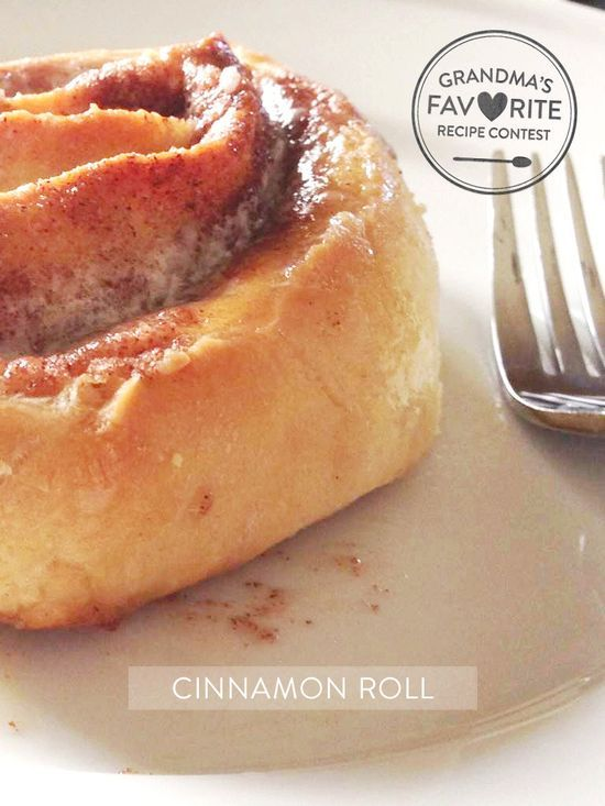 Grandma's Favorite Recipe Contest - Cinnamon Rolls #better health solutions #better health naturally #health tips #health care