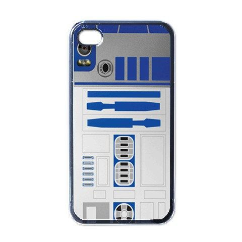 R2D2 case for the iPhone 4S. $18 Love it!!!