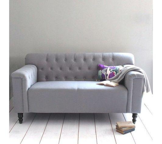 Barnaby button backed sofa - Home and Garden Design Ideas