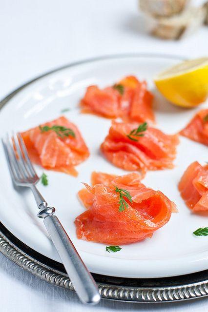 Mi vida a dieta: Salmón con queso cotage, para dieta Dukan