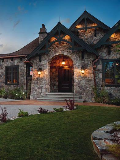 I want a stone home!