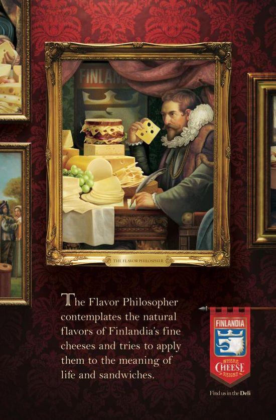 Finlandia Cheese: Where Cheese Reigns, Flavor Philosopher