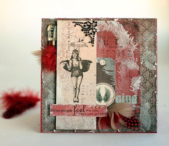 Card **7Dots Studio** - Scrapbook.com