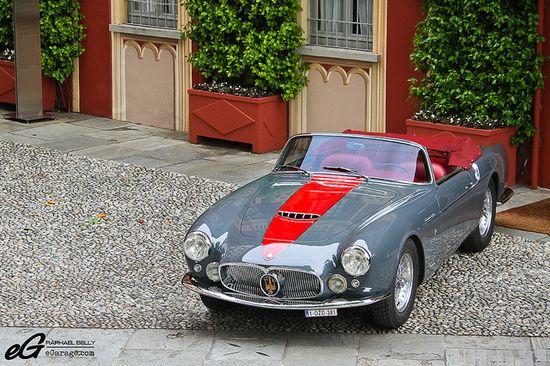 Maserati A6G/54 GT Spider