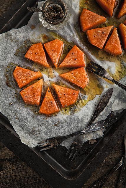 Baked Sweet Pumpkin