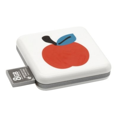 Red Apple USB Drive