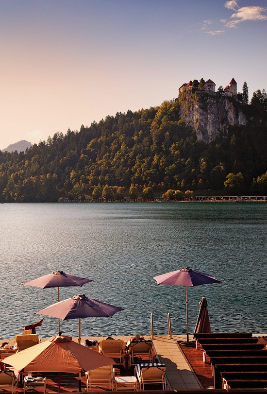 Lake Bled Castle / Slovenia