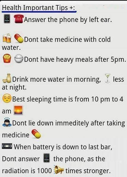 Health tips Follow us @ pinterest.com/...  for more