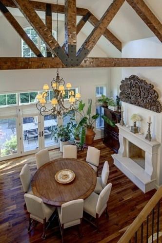 Gorgeous hardwood floors