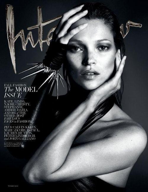 Supermodels Do Interview Magazine